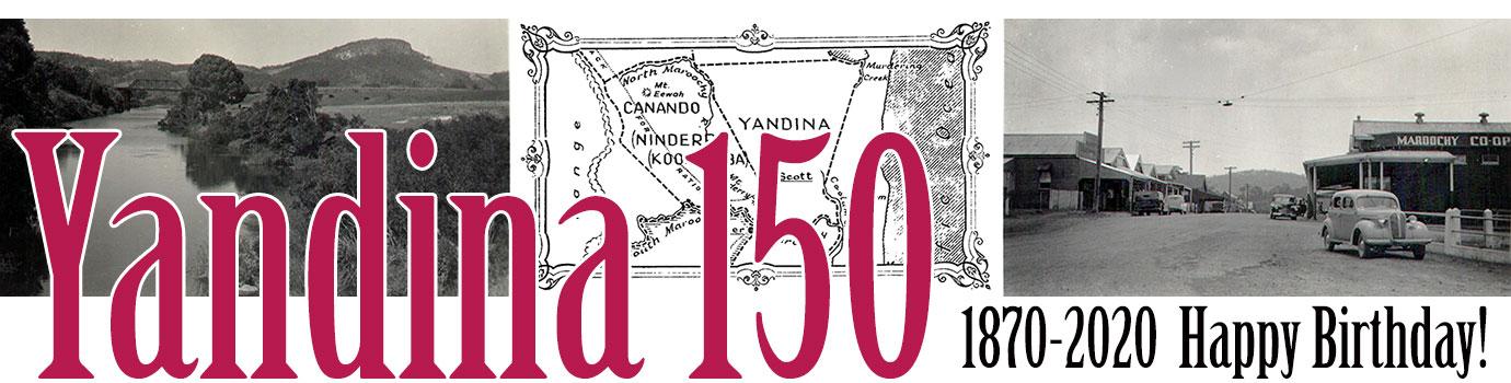Yandina 150