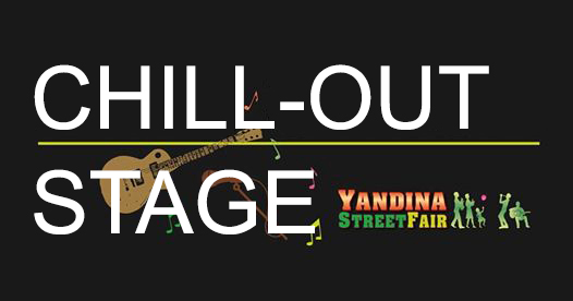 Yandina Street Fair Chill-Out stage 2019 program