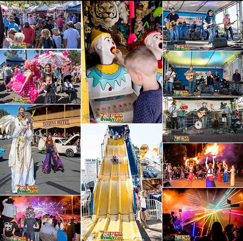 Street Fair 2018 photos by Rick Monk - Photography